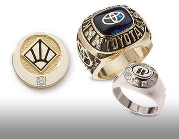 Custom Award Rings and Other Jewelry– Terryberry
