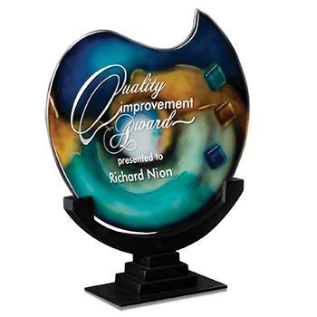 Fine Glass and Optic Crystal Awards
