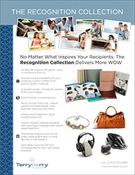 Recognition Collection brochure