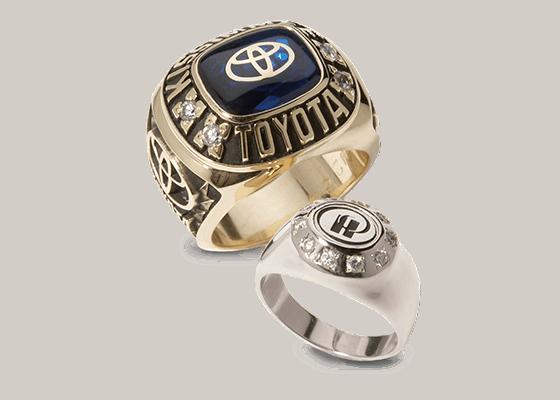 Award Rings