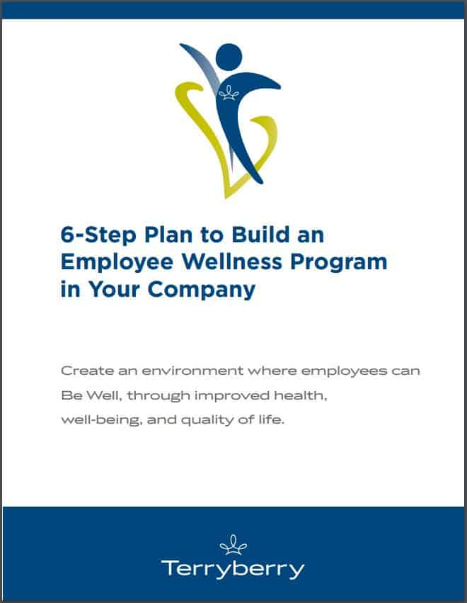 6 Step Employee Wellness Plan
