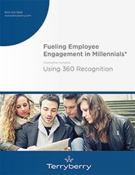 Fueling Employee Engagement in Millennials Using 360 Recognition