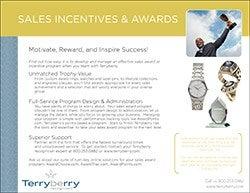Sales & Safety Awards Brochure
