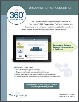 Download Organizational Communication Brochure