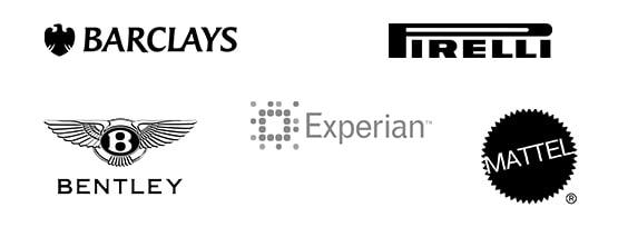 client logos UK