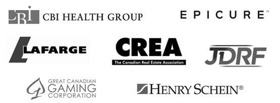 Client Logos Canada