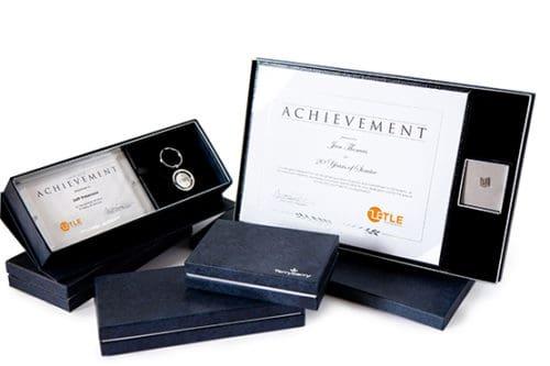 25 Year Employee Anniversary Gifts