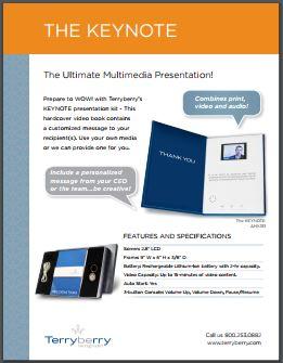 Keynote Brochure