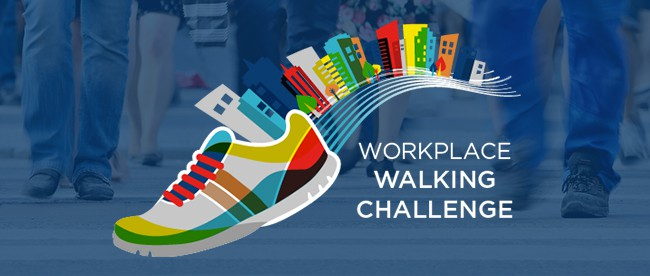 1st day of Workplace Walking Challenge - Southwest Michigan @ Virtual