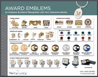 Emblems Brochure