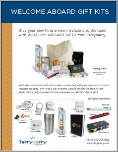 Welcome Aboard Gifts