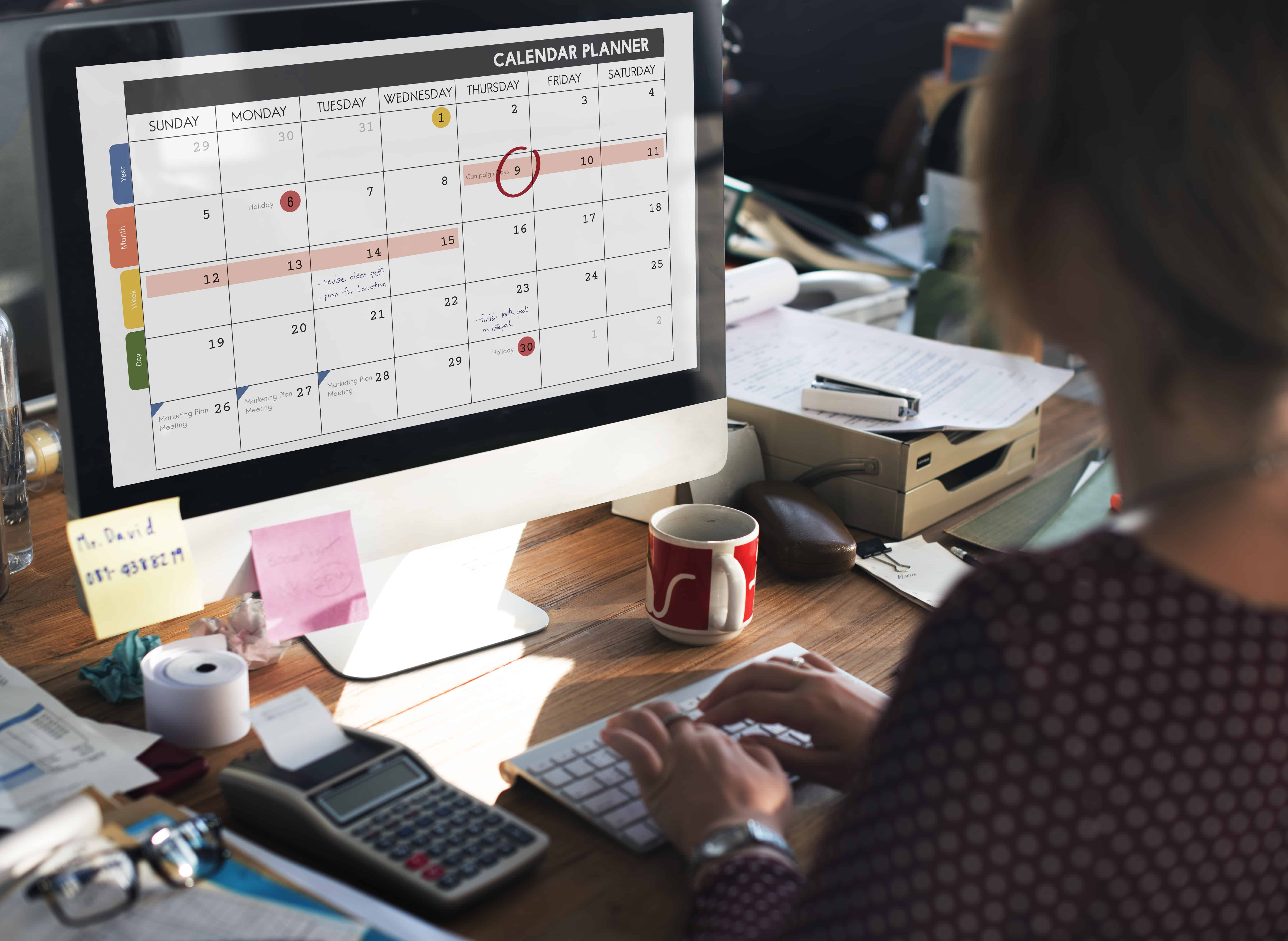 Download Free 2019 UK Recognition Days Calendar | Terryberry