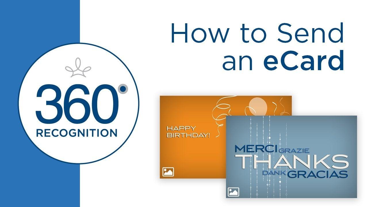 send ecard video cover