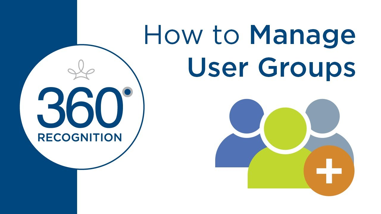 user groups video cover