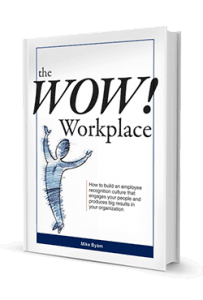 Cover of The WOW Workplace book