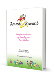 Cover of the Reasons 2 Reward book